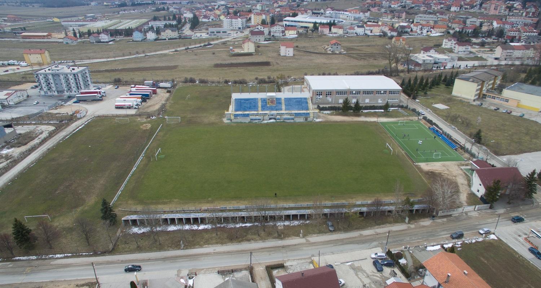 Omladinska liga:Tomislav - Grude