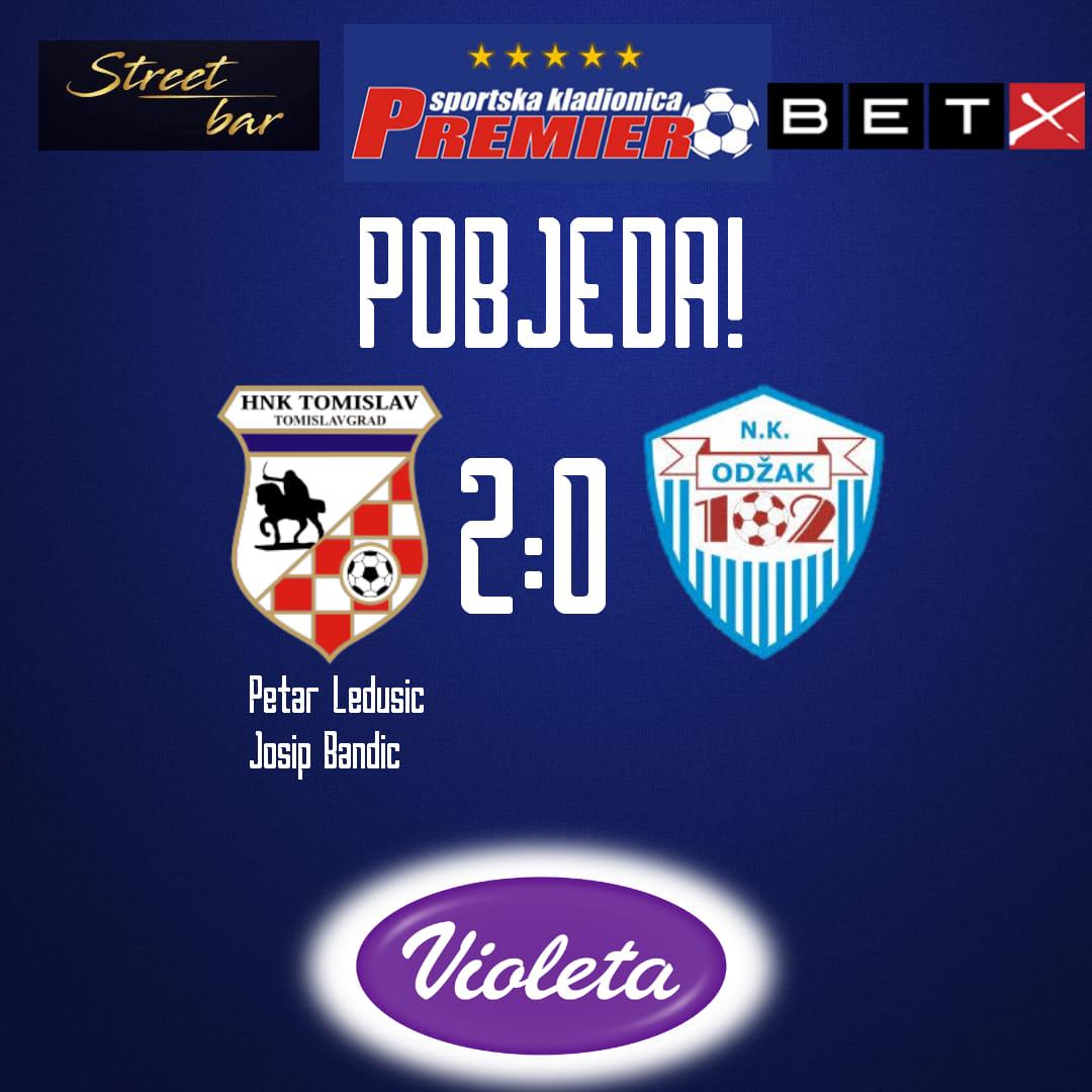 Pripremna utakmica Tomislav - Odžak 2:0